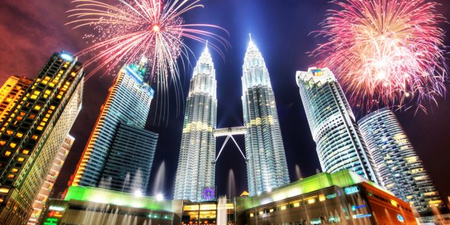 5 Best Accessible Places in KL To Ring in the New Year