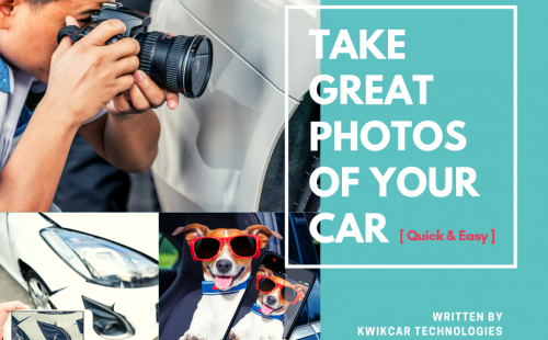 [Quick & Easy] How To Take Great Photos of Your Car