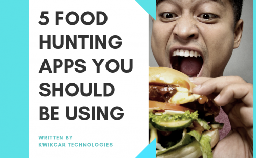 "5 Cool Apps That Solve The ""Where Should We Eat?"" Argument Once and For All"