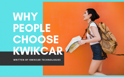 Reasons Why People Choose Kwikcar on Vacation