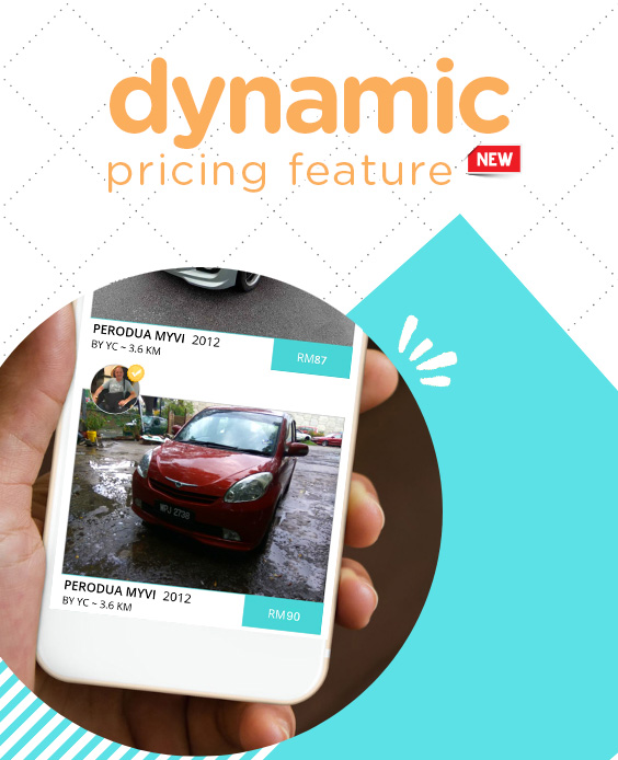 Dynamic Pricing Feature #new #feature #update